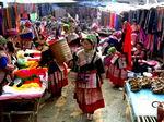Sapa - Bac Ha Sunday Market