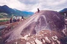 Sapa Ancient Rock Field