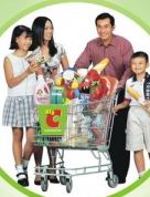 Supermarkets and trade centre in Hanoi