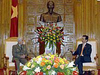 Embassies in Hanoi