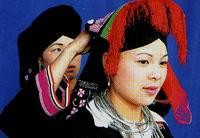 The Dao Tien women's costume