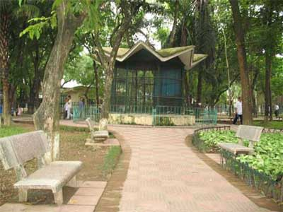 Thu Le Park and Zoo