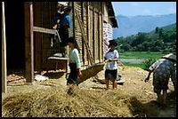 Tuan Giao - a small town
