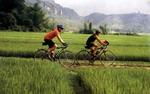 Northern Vietnam onbike
